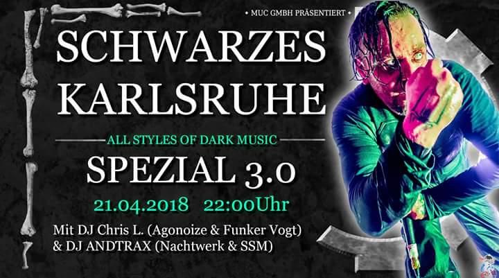 Schwarzes Karlsruhe Spezial